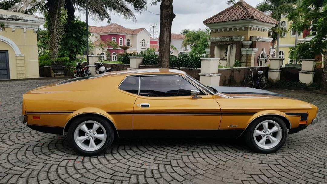 Mustang March 1 , 1971