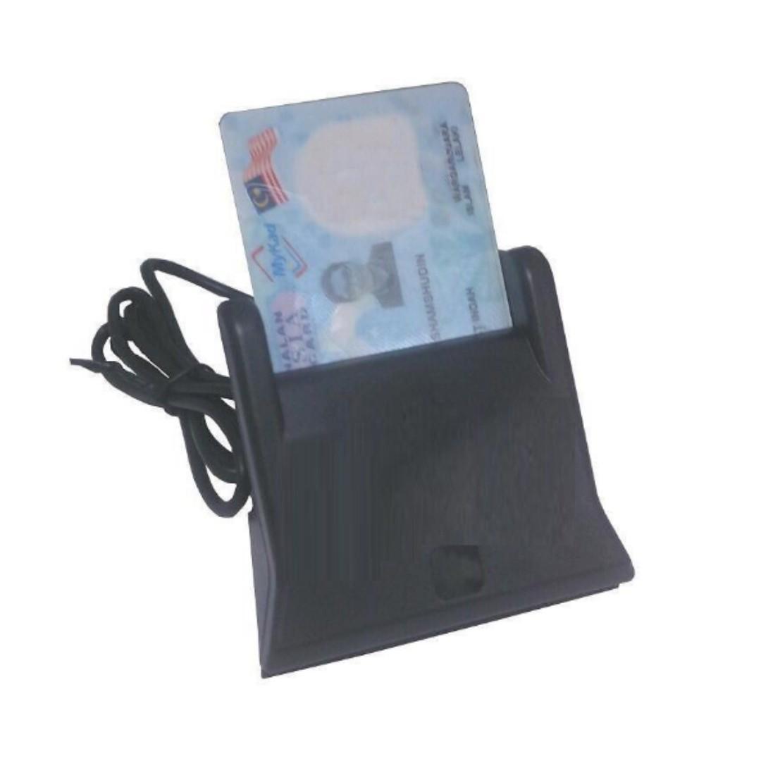 Mykad Reader VMS Registration Malaysian IC/ID Reader & Software