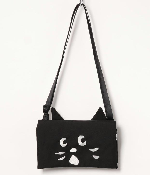 ‼️現貨‼️Ne-net 旅行側孭袋 (黑色)