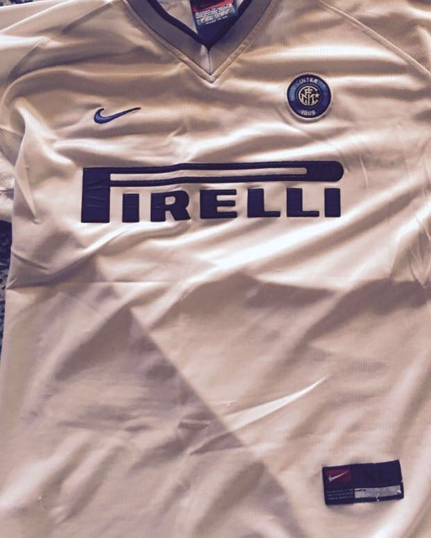best service da9f5 3b278 Old School Inter Milan Jersey Size XL *Free Delivery to your house