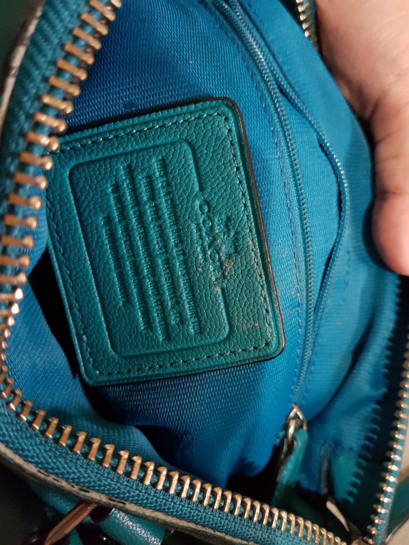 Ori Coach mini bag