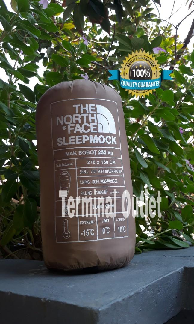 Paket Hammock Tebal + Sleepmock