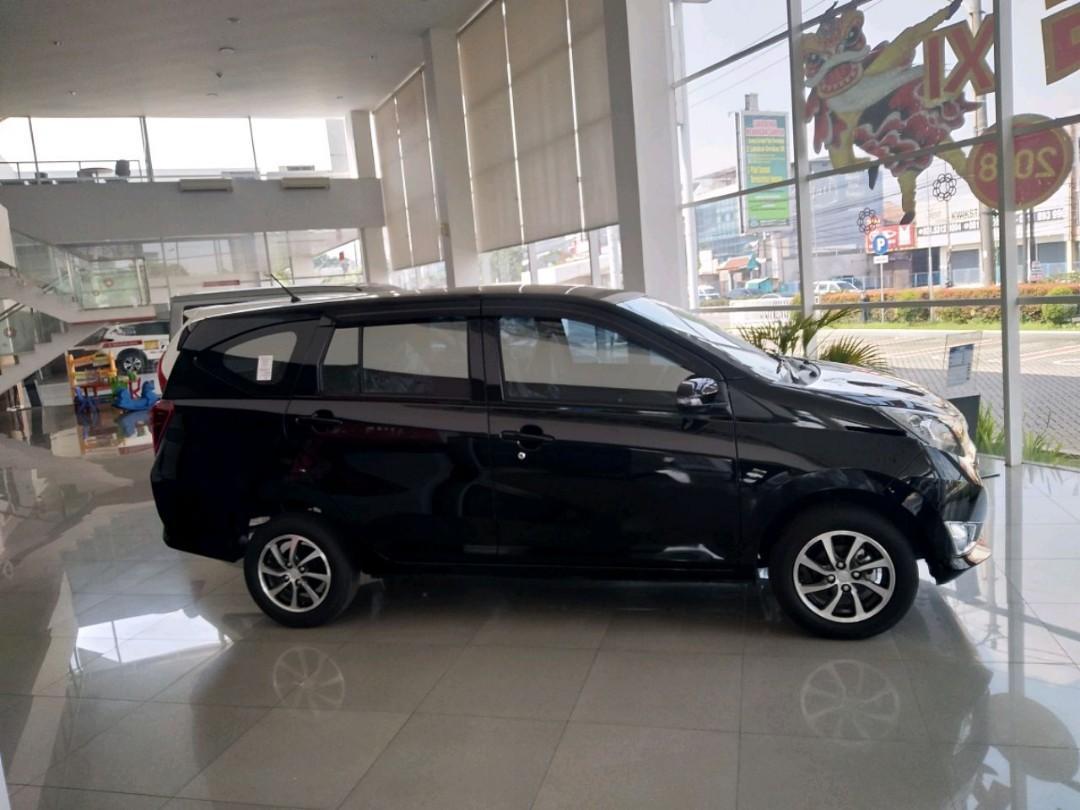 Promo Daihatsu paket lebaran, dp minim angsuran ringan.