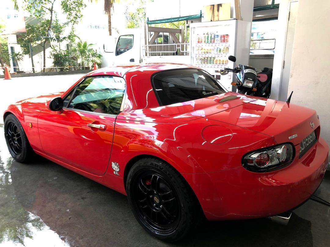 [PROMO] Fireball Car Wash & Wax 💥
