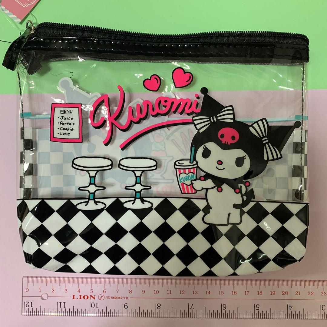 Sanrio kuromi 透明袋