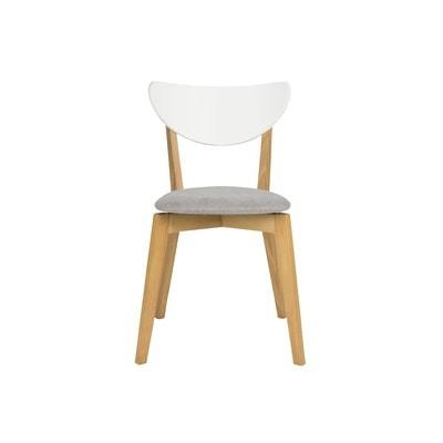 Scandic Wood Dining Chairs Set (4 Chairs)