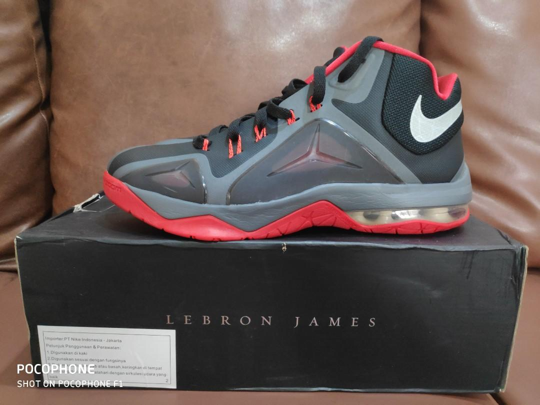 Sepatu Basket nike lebron 7 ( VII ) ambassador adidas puma