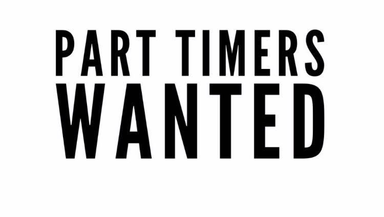 SERVICE CREW WANTED (PART TIME/ FULL TIME)