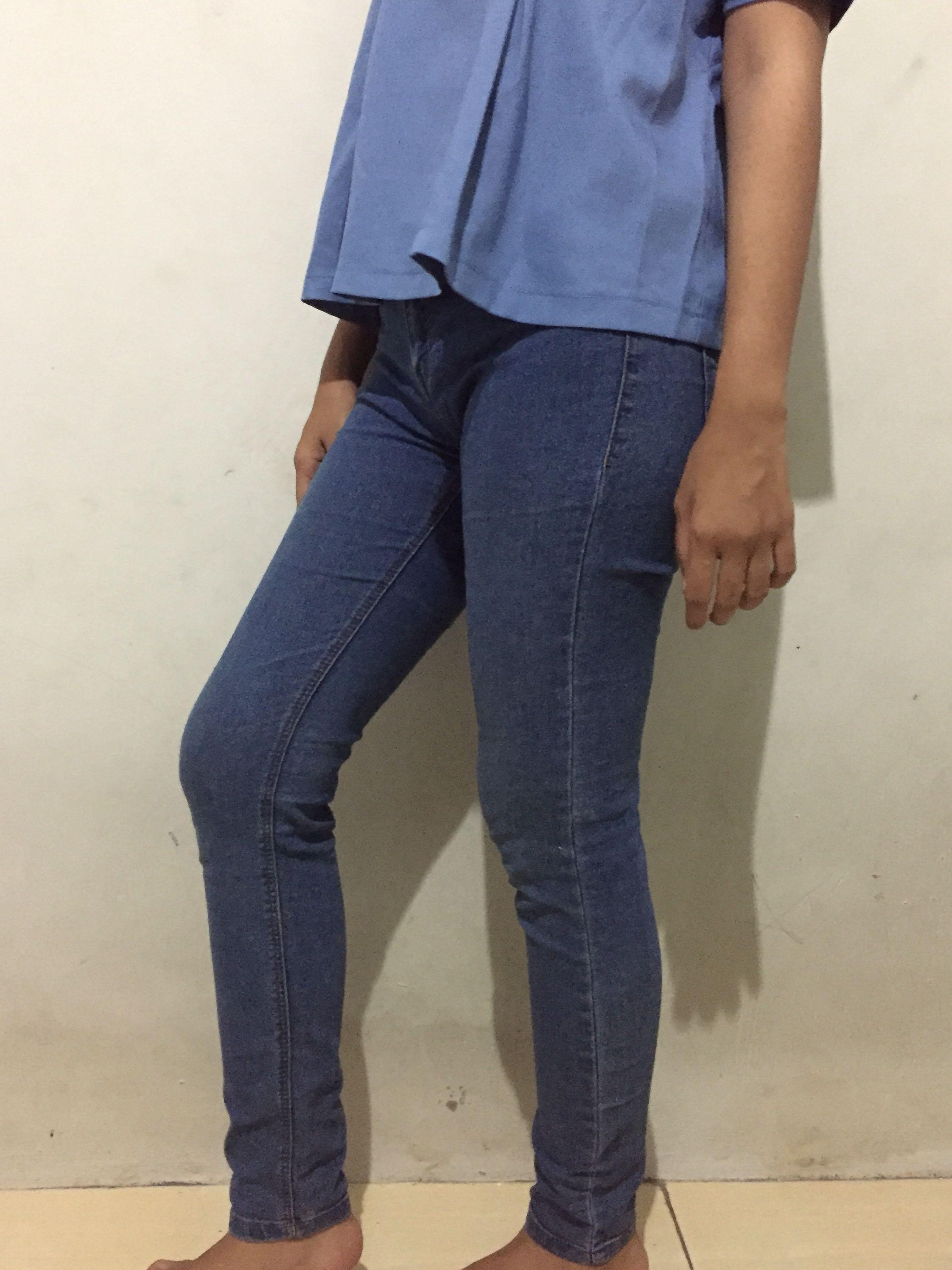 skinny jeans pull and bear