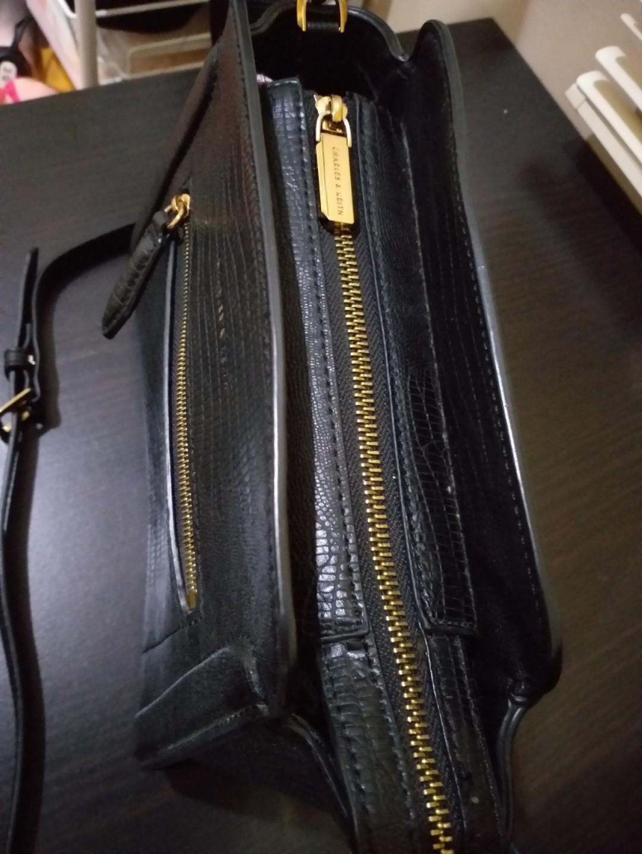 Sling Bag Charles Keith Original