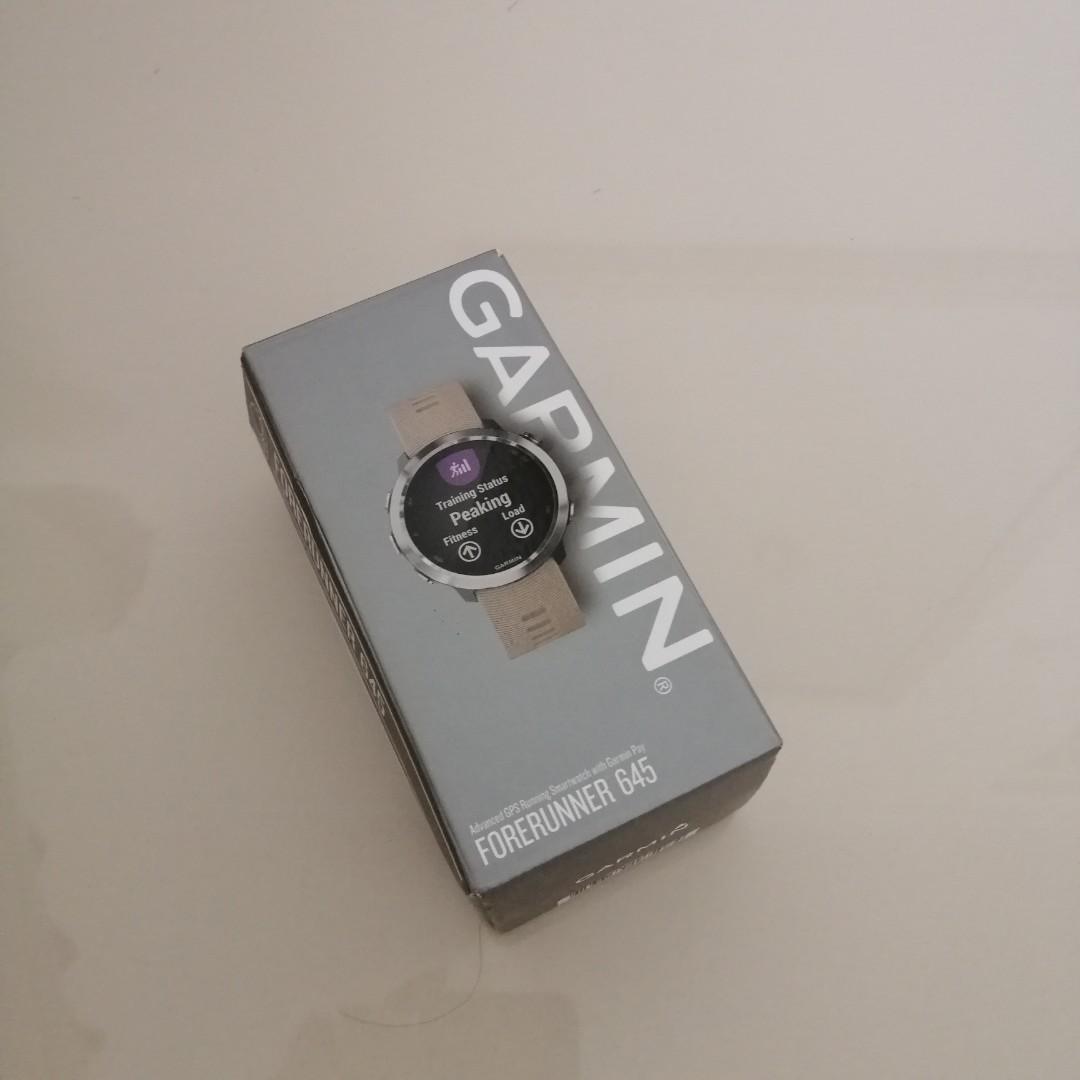 Smartwatch Garmin forerunner 645 Gps