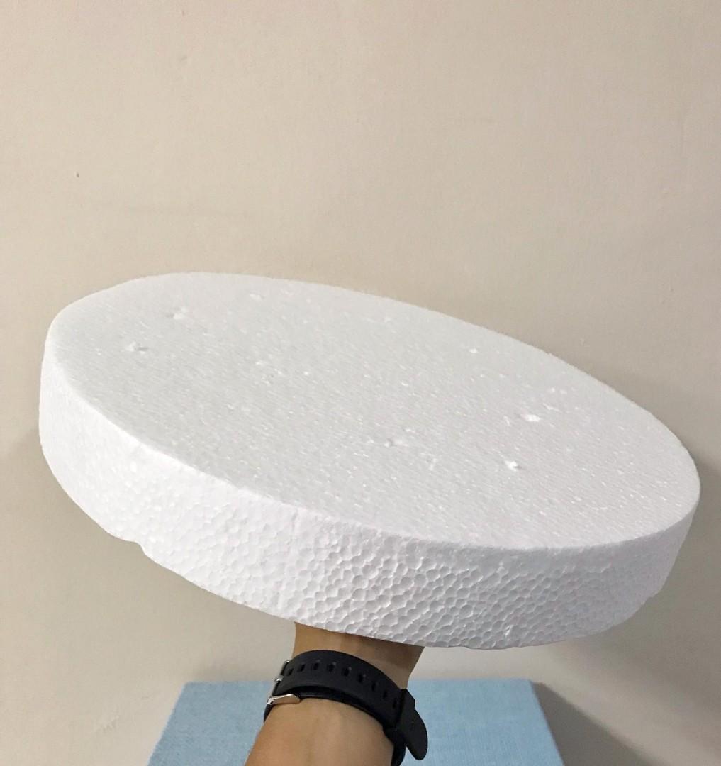 Styrofoam Base