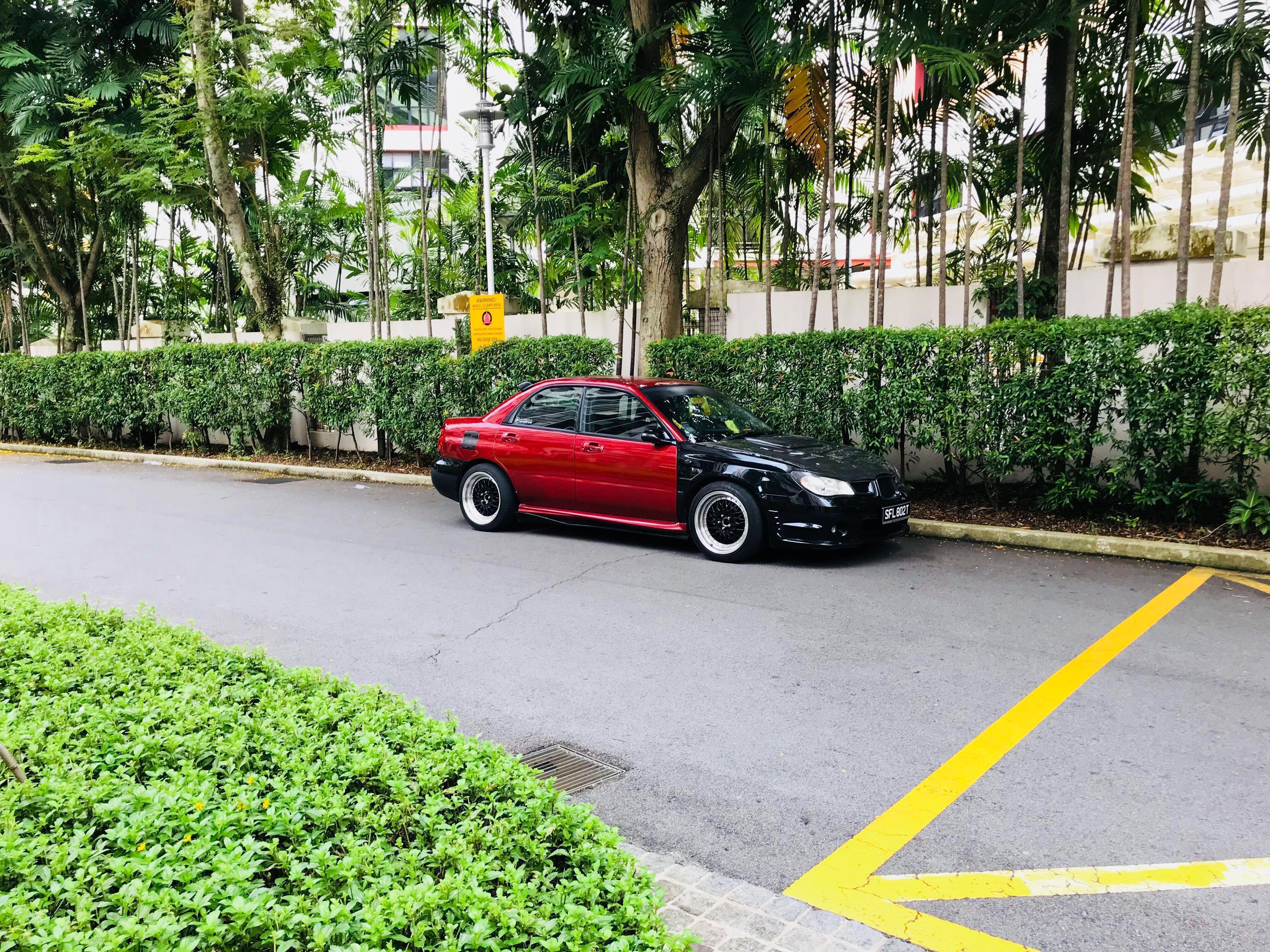 Subaru Impreza 4D Manual