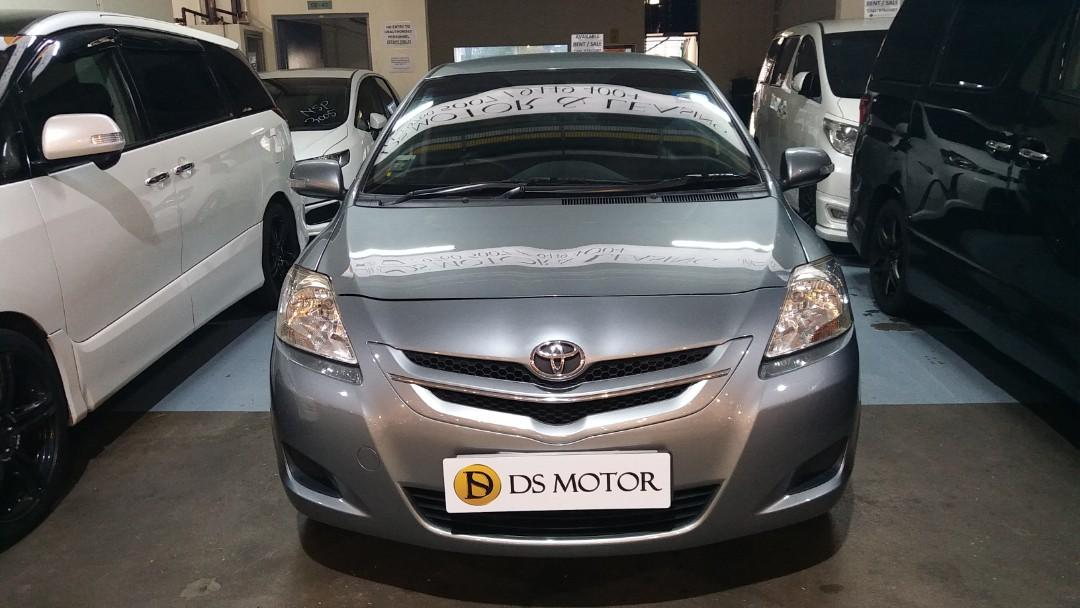 Cheap Car For Rent - Toyota Vios 1.5A