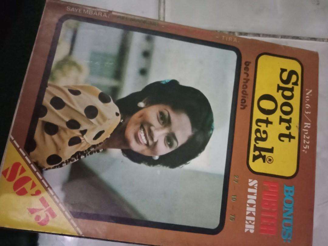 TTS jadul tahun 1975