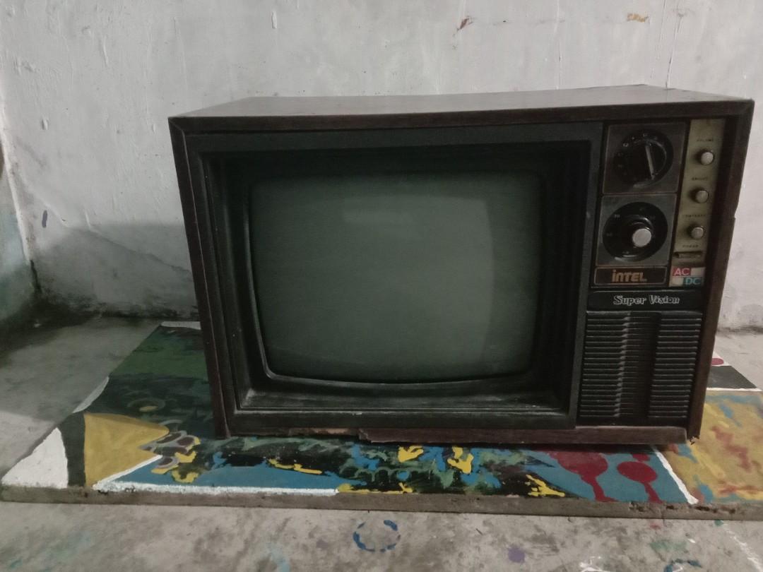 Tv jadul Intel