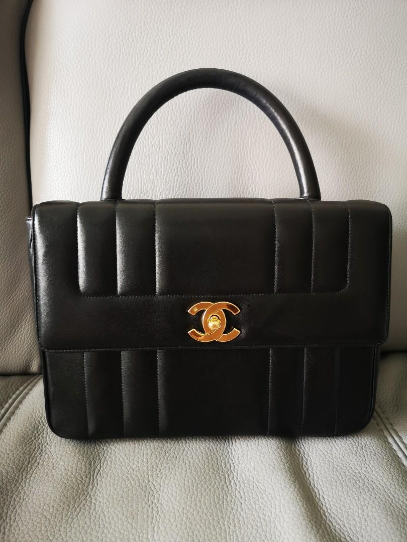 Vintage Chanel Medium Kelly