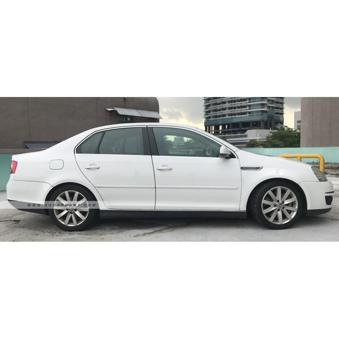 Volkswagen Jetta 1.4 Sport TSI DSG Auto