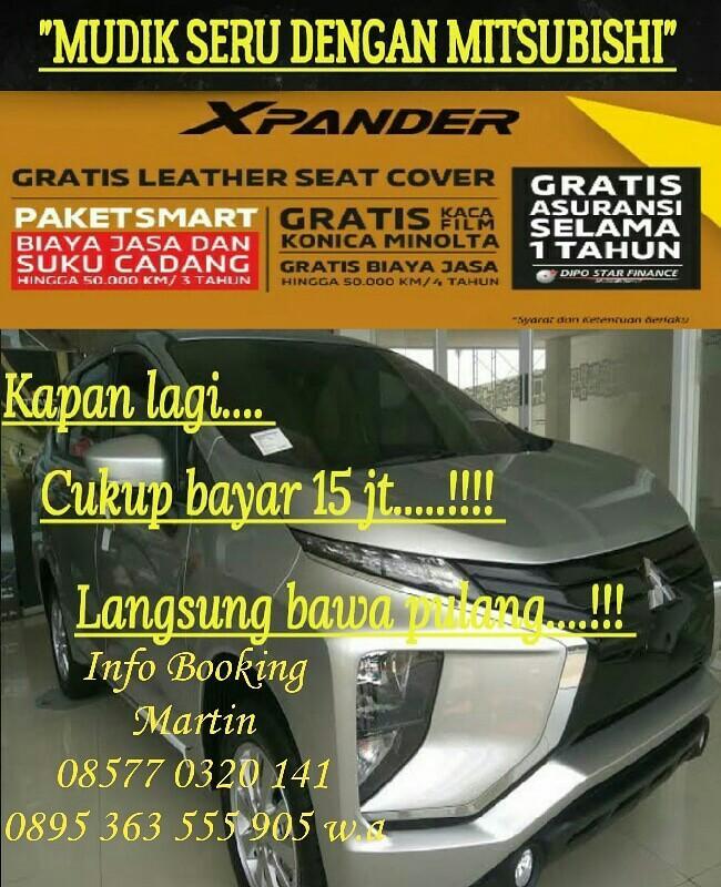 Xpander DP 15jt
