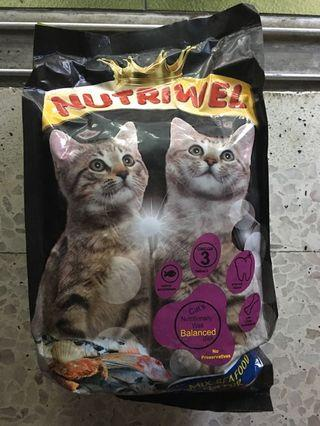 Clearance stock Cat Food 1.4kg