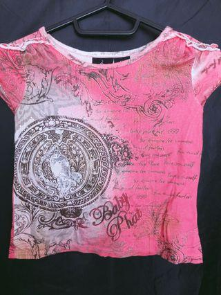 Baby Phat Girls Top Shirt