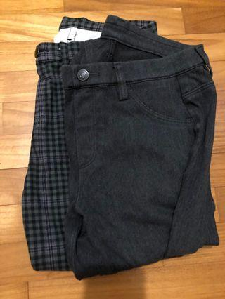 Uniqlo tight pants size medium