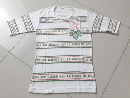 T-shirt vintage malaya