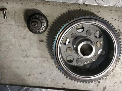 LOOKING FOR : One way bearing