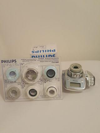 Philips WP3922 水龍頭淨水器(用過)+ 濾水器替換濾芯 (全新)