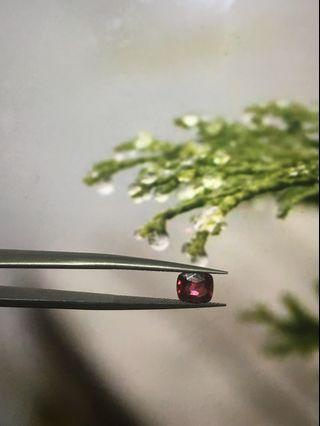 1Ct Natural Spinel from Mogok Burma