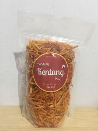 Homemade Kentang Mustofa Tanpa Pengawet 250 Gram - Bandung Kentangku By Buana