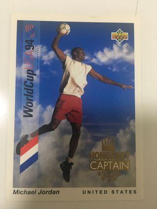 Upper deck Michael jordan World Cup 1994