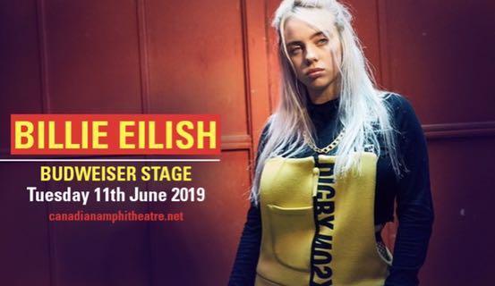 2 Billie Eilish Tickets - AMAZING SEATS