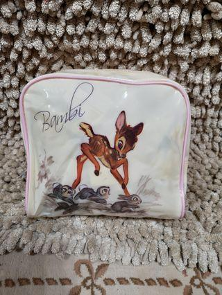 Disney Bambi Cosmetic Pouch