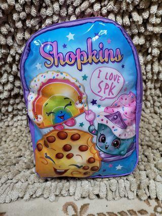 Shopkins I Love SPK Bagpack