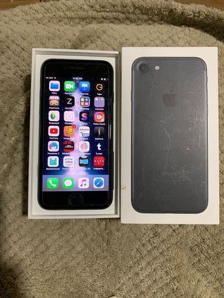 iPhone 7 128GB Matte Black (Original)