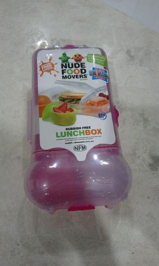 🚚 Nude Food Movers Kids Food container