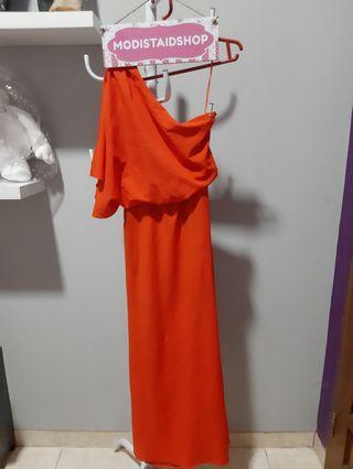 REPRICE LONG DRESS CARLA 150K