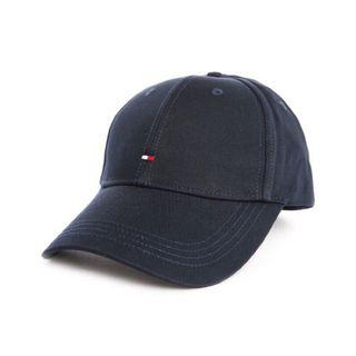 Tommy Hilfiger 棒球帽 老帽 白色 深藍  f size GD