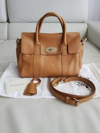Mulberry Bayswater small satchel bag