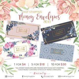 Eid Money Envelopes
