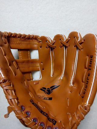 Baseball Glove (Handcrafted 25cm) Leisure Time