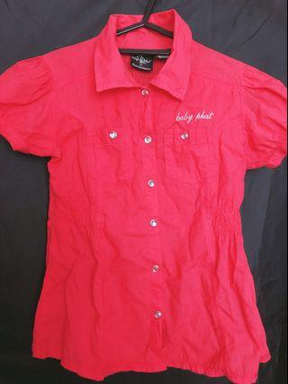 Baby Phat Authentic Girls Blouse