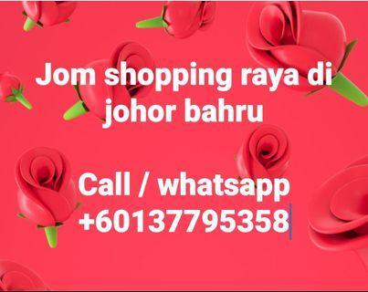Jom shopping Raya di johor bahru
