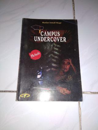 Novel Campus Undercover