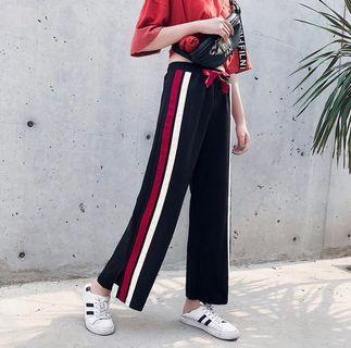 Long Pants Striped New