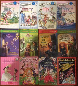 Junior Readers for girls