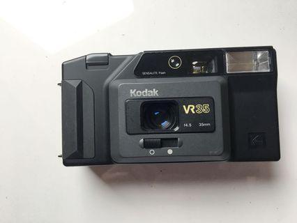 Kodak VR35 定焦35mm f4.5 底片相機