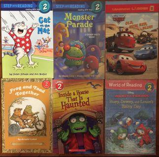 Junior Readers for boys