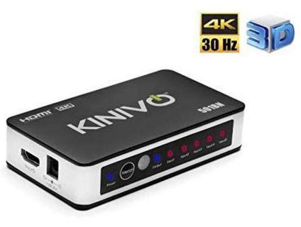 Kinivo 501BN HDMI Switch